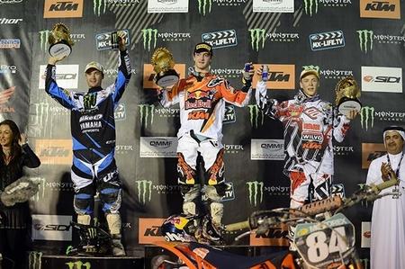 podium mx2