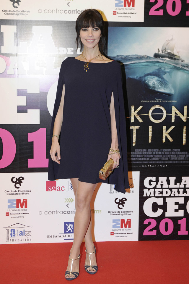 Foto de Top 10-5: Las famosas españolas mejor vestidas en 2013 (13/15)