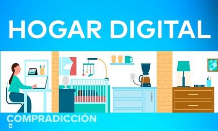 19 ofertas de Amazon para montar o mejorar tu Hogar Digital: routers, iluminación inteligente, cámaras de seguridad, asistentes personales y más a precios rebajaados