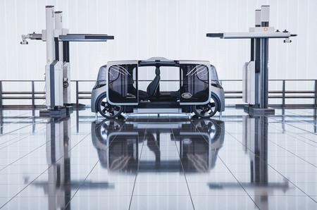 Jaguar Land Rover Project Vector abierto
