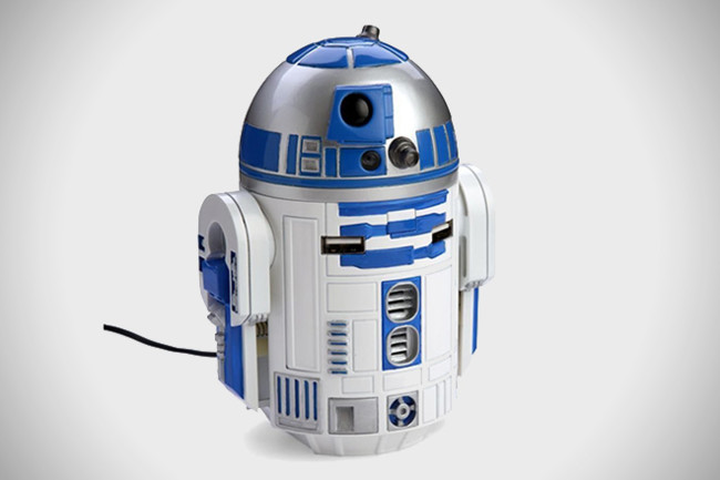 R2 D2 Usb Car Charger