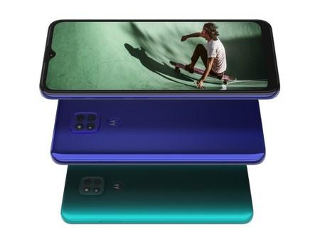 Moto G9 ya está aquí: tres cámaras, batería de 5,000 mAh y regreso al notch para la gama media de Motorola de siguiente generación