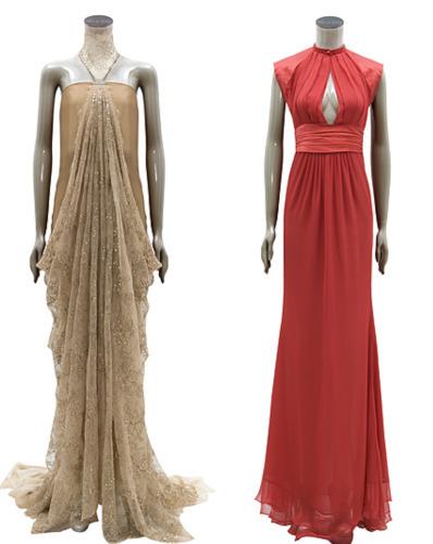 colección de vestidos de noche pedro del hierro alta costura