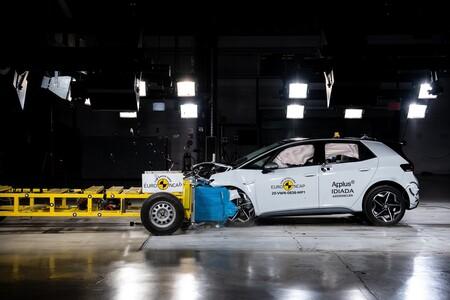 Volkswagen Id 3 Obtiene 5 Estrellas En Euro Ncap 7