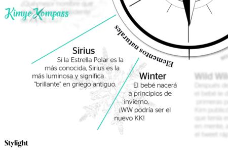 Elementos Naturales Kimye Kompass