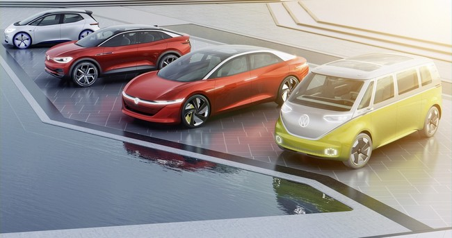 Volkswagen buscará ofrecer coches como los de Tesla a mitad de precio para 2020