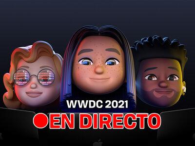 WWDC 2021: presentación oficial en directo