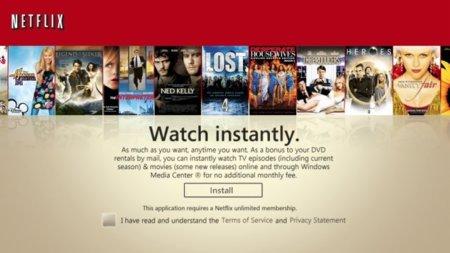 Netflix pone rumbo a los televisores de Panasonic