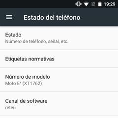 Foto 9 de 12 de la galería software-del-moto-e4 en Xataka Android