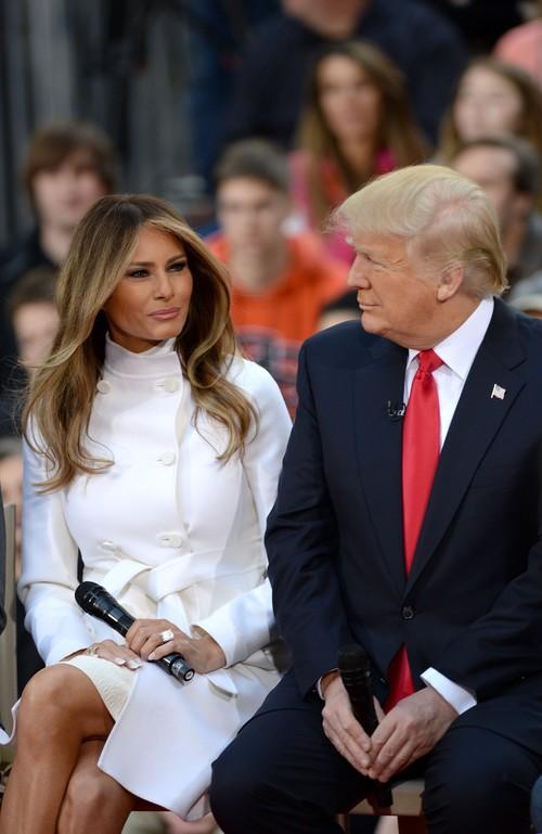 Todo lo que necesitas saber de Melania Trump, la ex modelo que ya es Primera Dama de los Estados Unidos