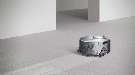 Dyson anuncia su robot aspirador compatible con iPhone