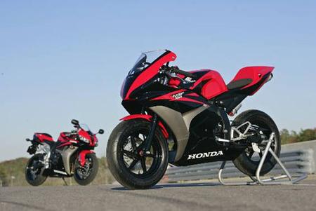 Honda NSF 100, a la venta en España