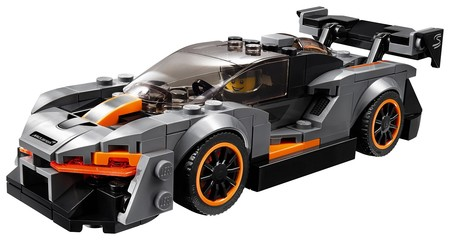 McLaren lanza una edición especial del Senna por menos de 300 pesos…y es de la serie Lego Speed Champions