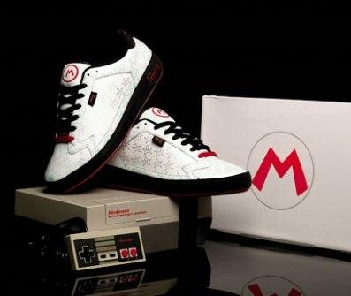 Zapatillas de Nintendo