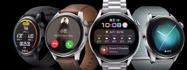Nuevos Huawei Watch 3 y Watch 3 Pro con HarmonyOS 2.0: conectividad 4G, carátulas animadas y un menú rediseñado para sus nuevos relojes