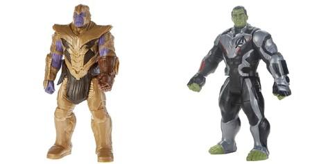 thanos y hulk