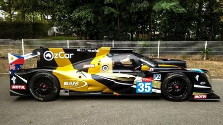 Merhi 24 Horas De Le Mans 2020