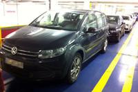 Volkswagen Touran 2014, encuentros en la primera fase