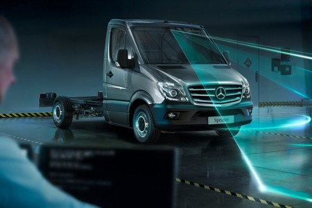Mercedes Benz Sprinter Electrica 2