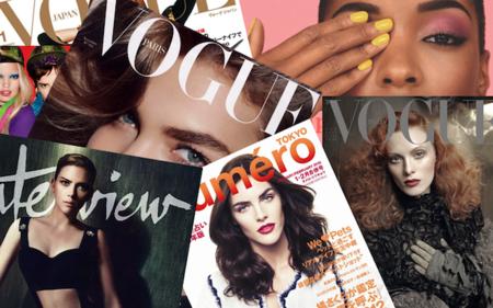 Revistas gratis o cómo seguir la moda en la cuesta de enero