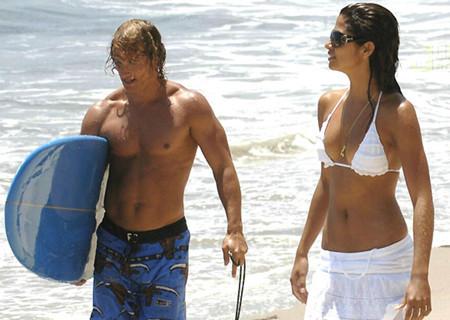 Matthew McConaughey va a ser papá