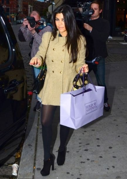 El blog de Kourtney kardashian