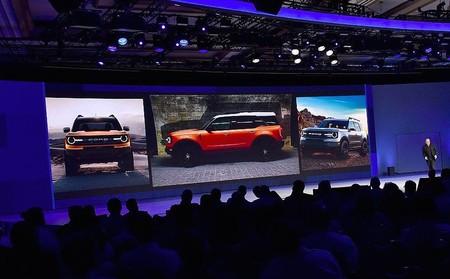 """Saluda al """"baby-Bronco"""" de Ford: así podría lucir el nuevo rival de Jeep Renegade"""