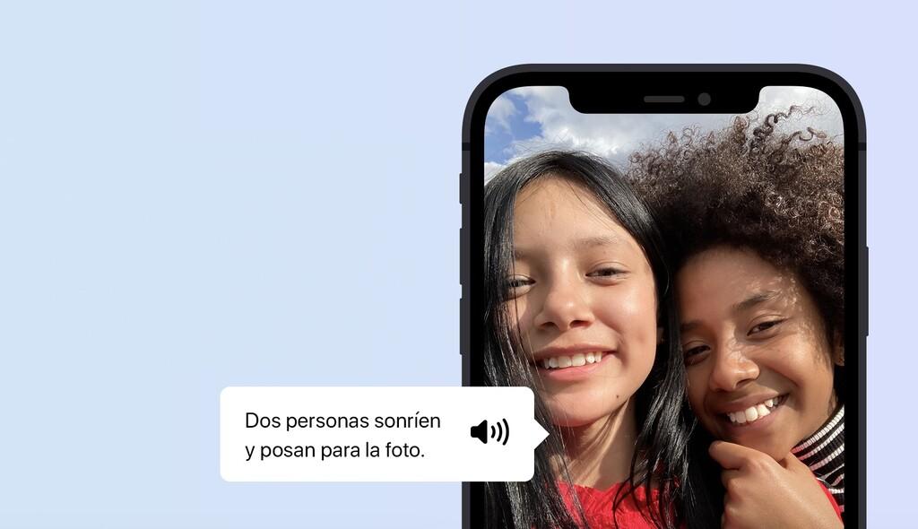 La importancia de la accesibilidad en iOS 15: imágenes en VoiceOver, sonido para controles y mucho más
