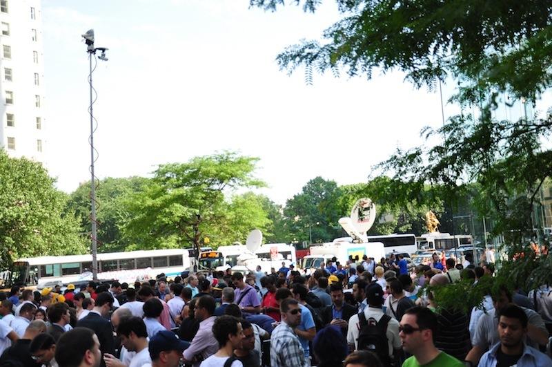 Foto de Lanzamiento iPhone 4 en Nueva York (26/45)