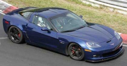 El nuevo Corvette SS parece confirmado
