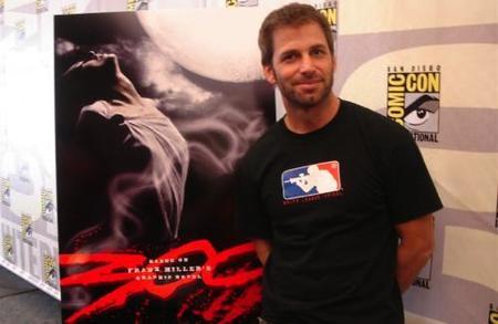 Zack Snyder, el director de '300', ficha por EA