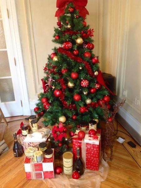 La navidad m s creativa llega a carrefour home tex - Arboles navidad carrefour ...