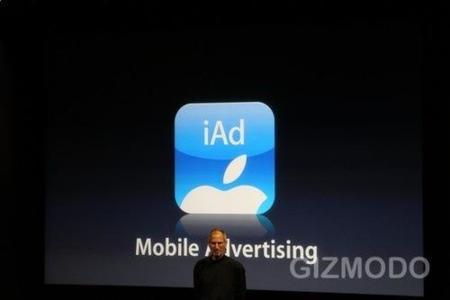 iAd, la plataforma de publicidad de Apple