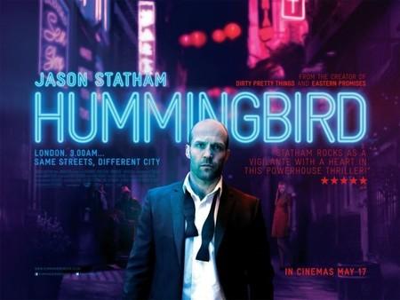 'Hummingbird', tráiler y cartel de la ópera prima de Steven Knight