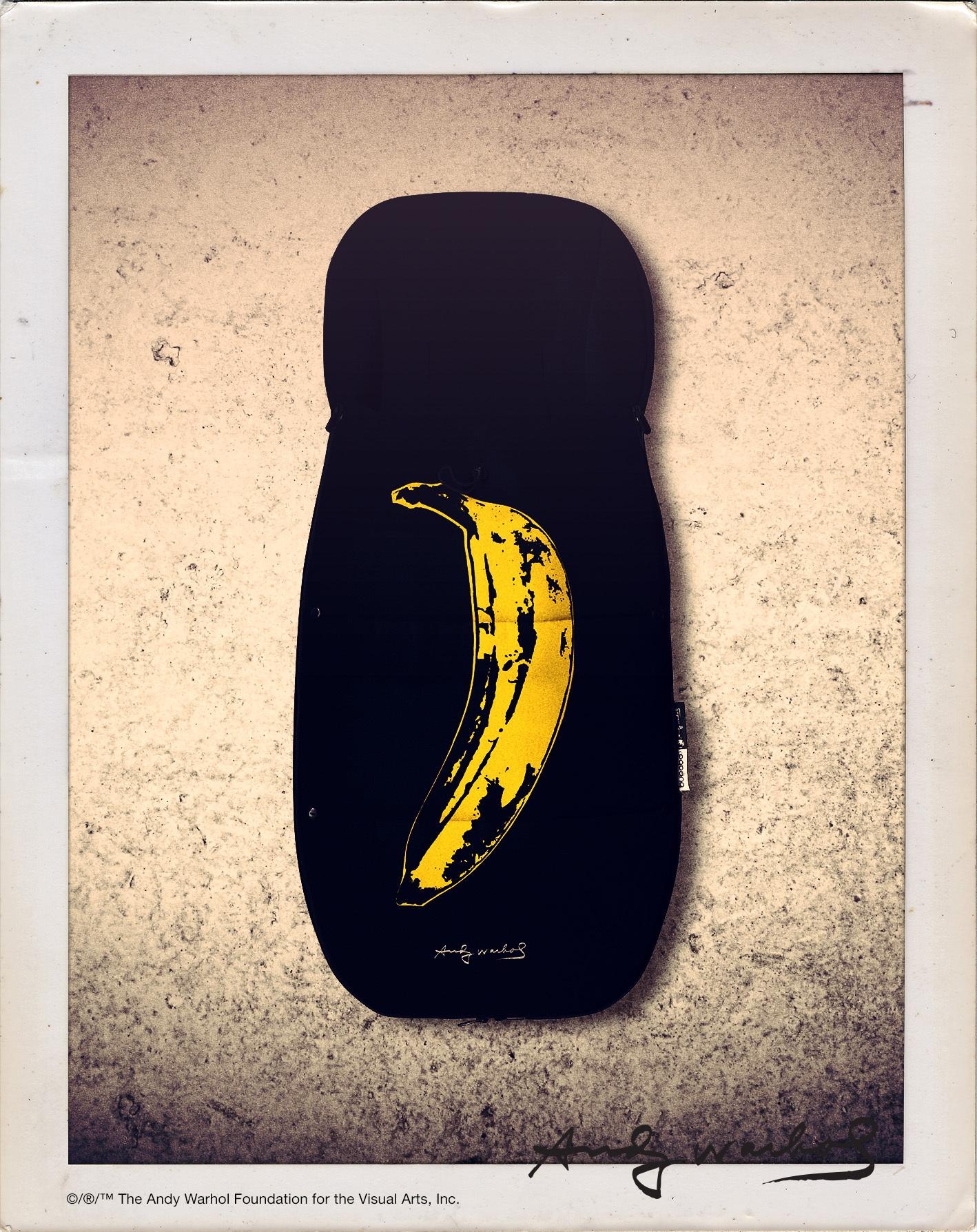 Bugaboo + Andy Warhol