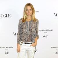 Jeans blancos en invierno: porque lo dice Naty Abascal