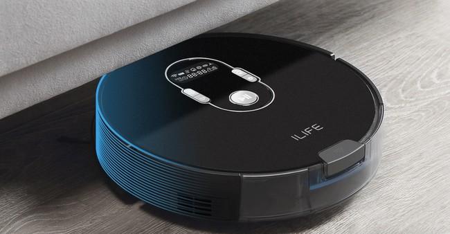 iLife Robot amplía su oferta de robots de limpieza inteligentes con un modelo asequible, el iLife A7
