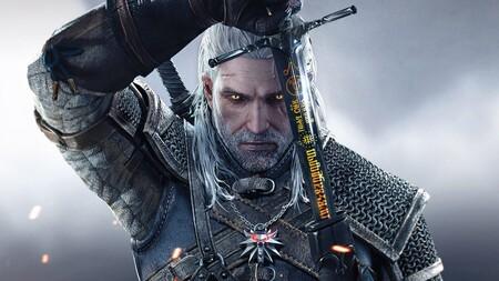 Geralt de Rivia se muestra en modo portátil: CD Projekt enseña The Witcher 3 funcionando en Steam Deck