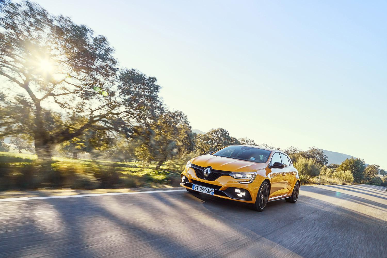 Foto de Renault Mégane R.S. 2018, toma de contacto (79/129)