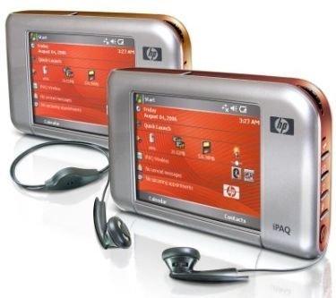 HP iPAQ rx4000, recuperando el terreno de las PDAs