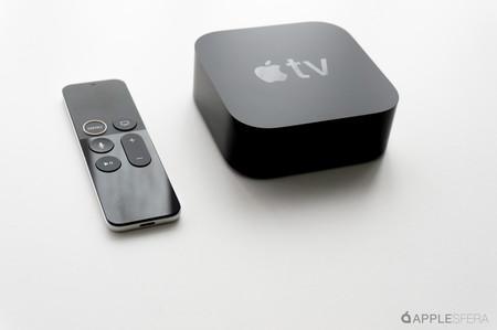 Siri Remote Apple Tv 4k