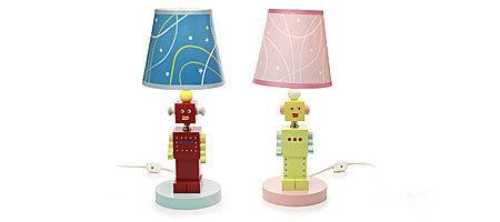 El Robot que es lámpara