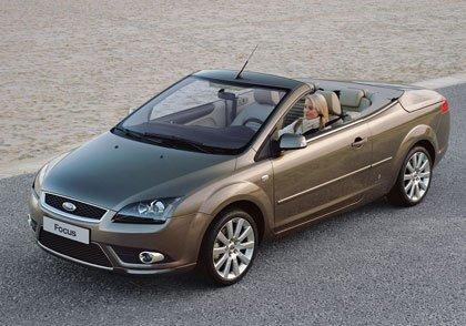 Ford Focus Coupé Cabriolet