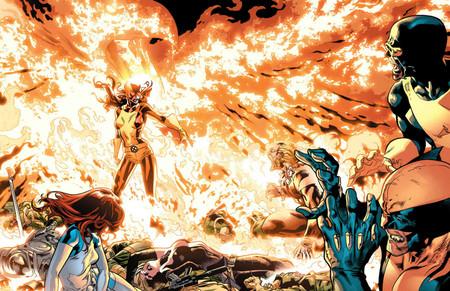Quién es Fénix Oscura, la gran amenaza que cambió a los 'X-Men' para siempre