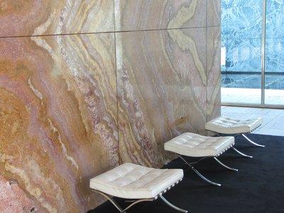 Limpieza de mármol, granito y compactos