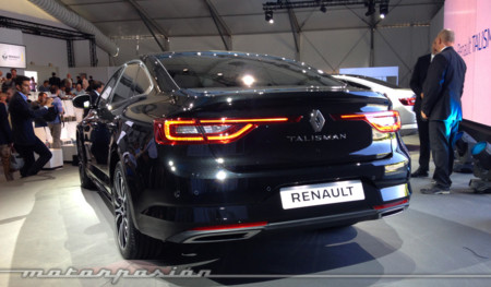 Renault Talisman Paris 50