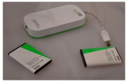RCA Airnergy, carga tus dispositivos con las redes WiFi que te rodean