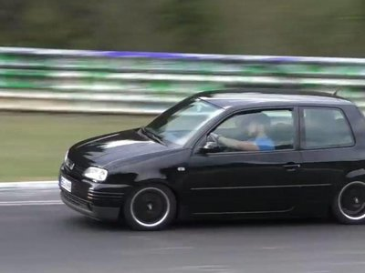 Video: Este SEAT Arosa modificado es tan rápido como un Porsche 911 GT3