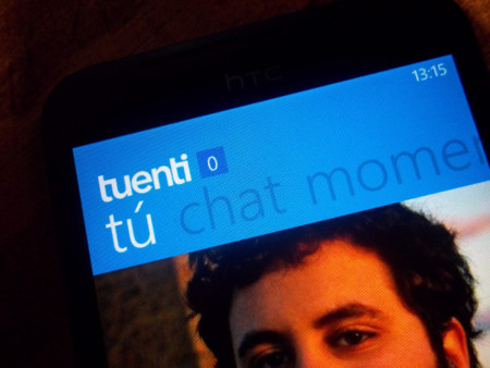 Tuenti en Windows Phone
