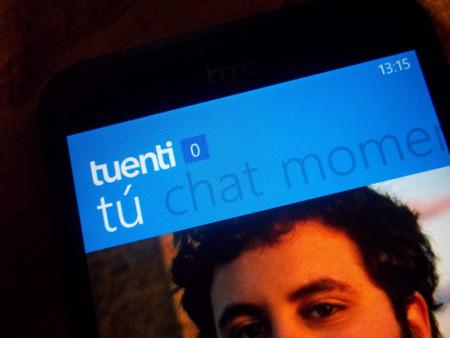 Tuenti en Windows Phone